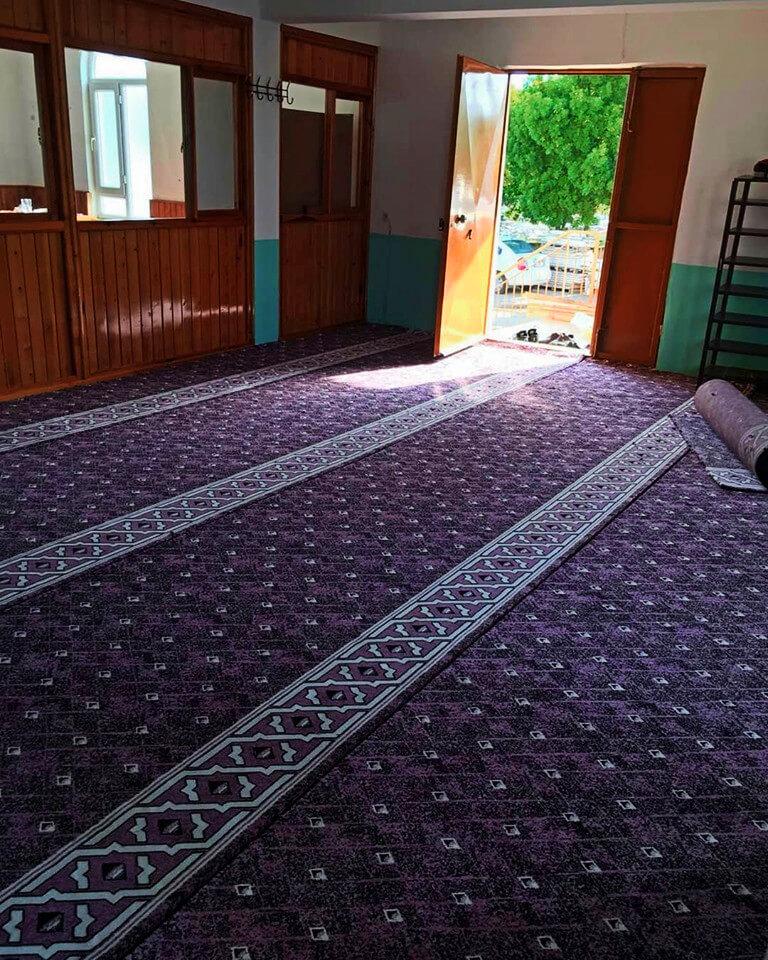 Antalya Cami Çalışması1