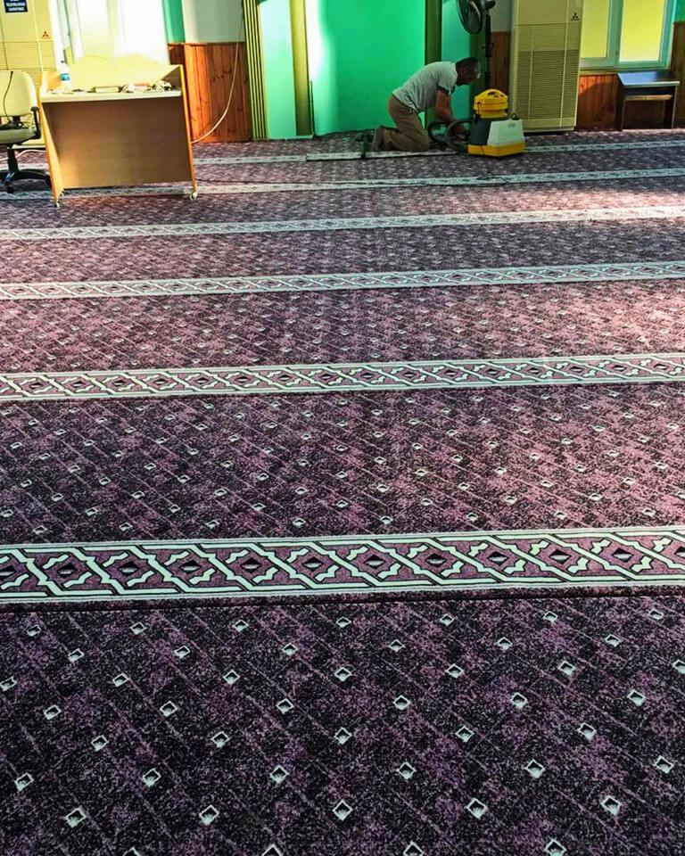 Antalya Cami Çalışması2