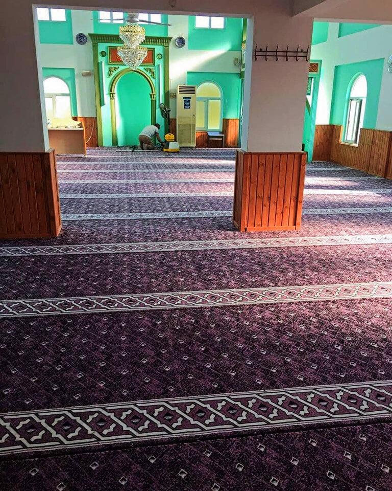 Antalya Cami Çalışması3