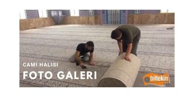 Cami Halısı Çalışmaları Foto Galeri için Tıklayın