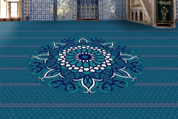 Cami Halısı, %100 Akrilik ve Yün Cami Halısı Fiyatları | Biltekin Halı