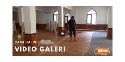 Cami Halısı Çalışmaları Video Galeri için Tıklayın