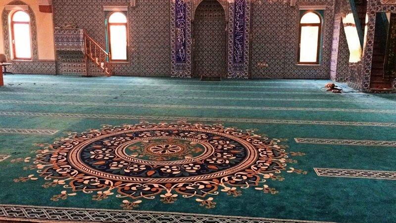 Osman Gazi Camisi Estetiği