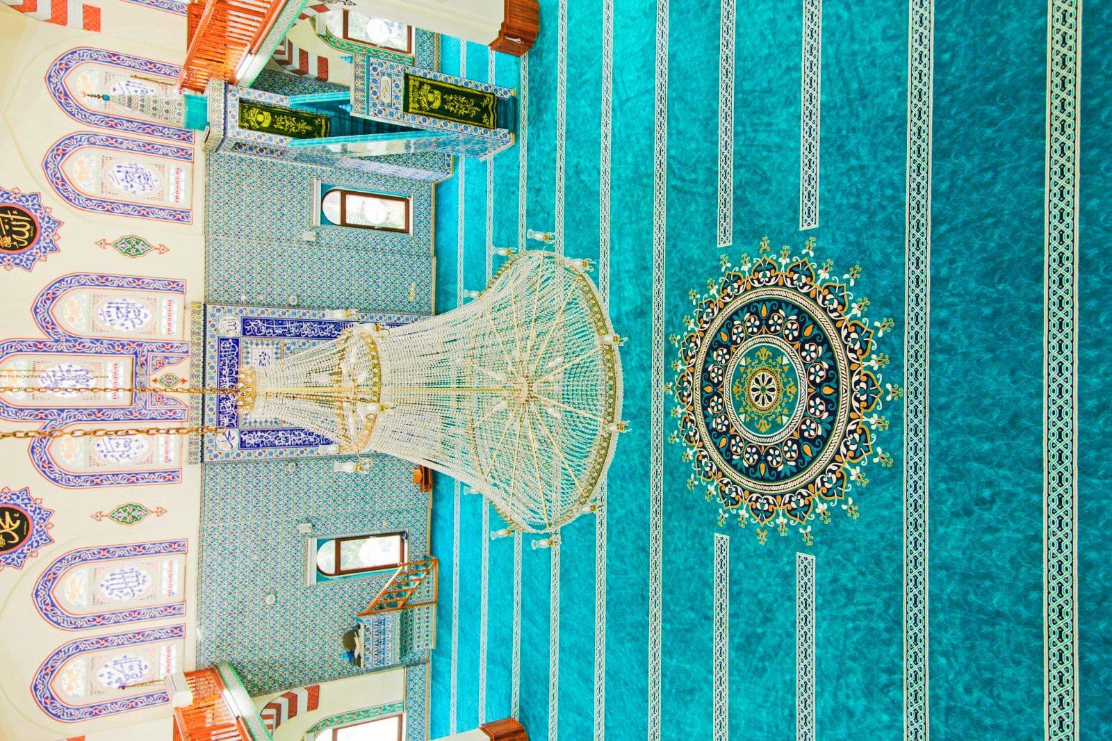 Soğuksu Osman Gazi Cami Halısı 1