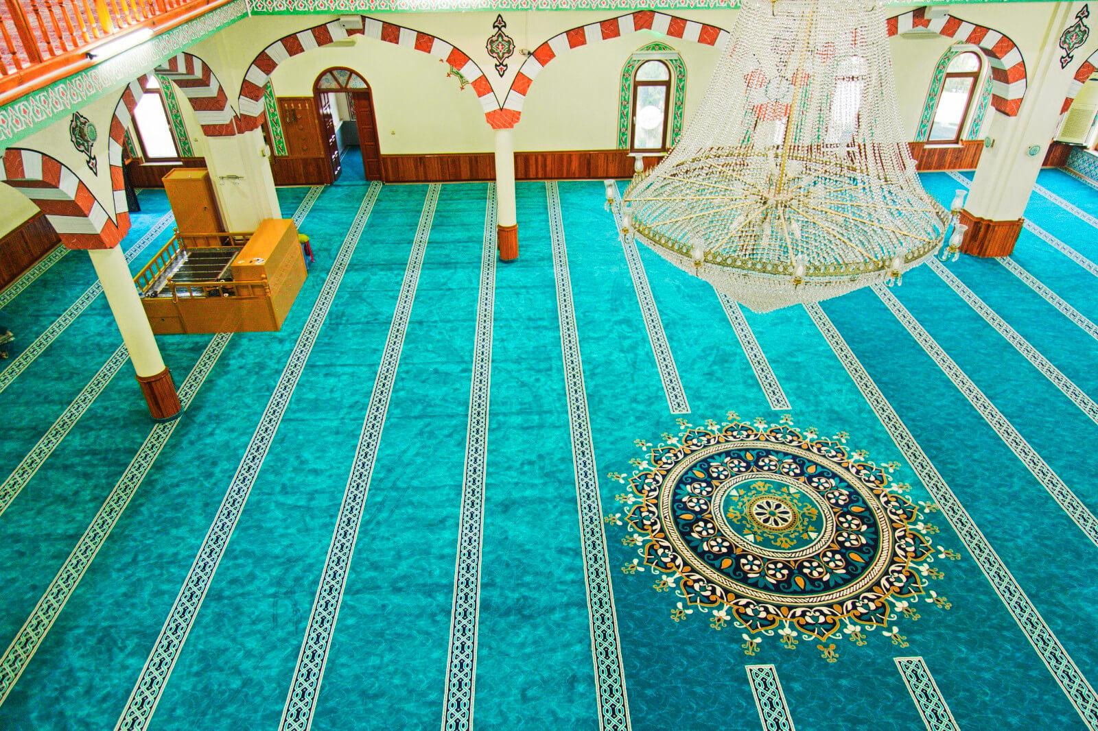 Soğuksu Osman Gazi Cami Halısı 3