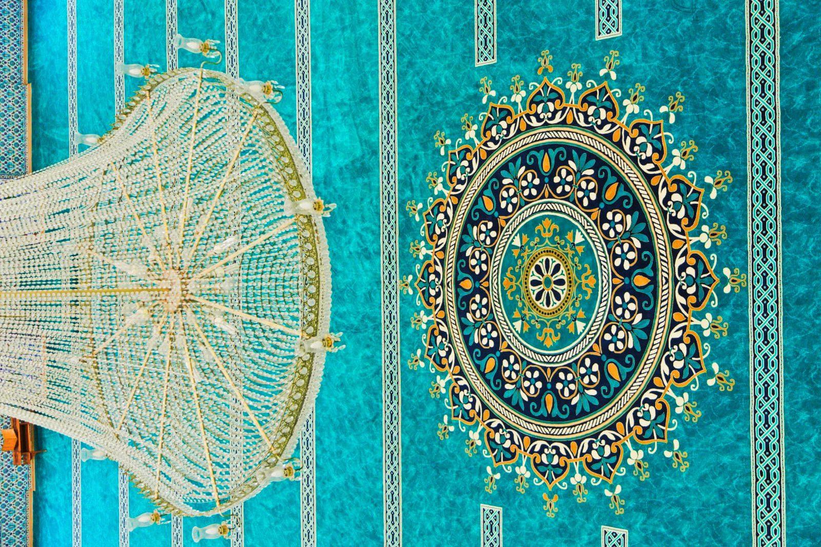 Soğuksu Osman Gazi Cami Halısı 4