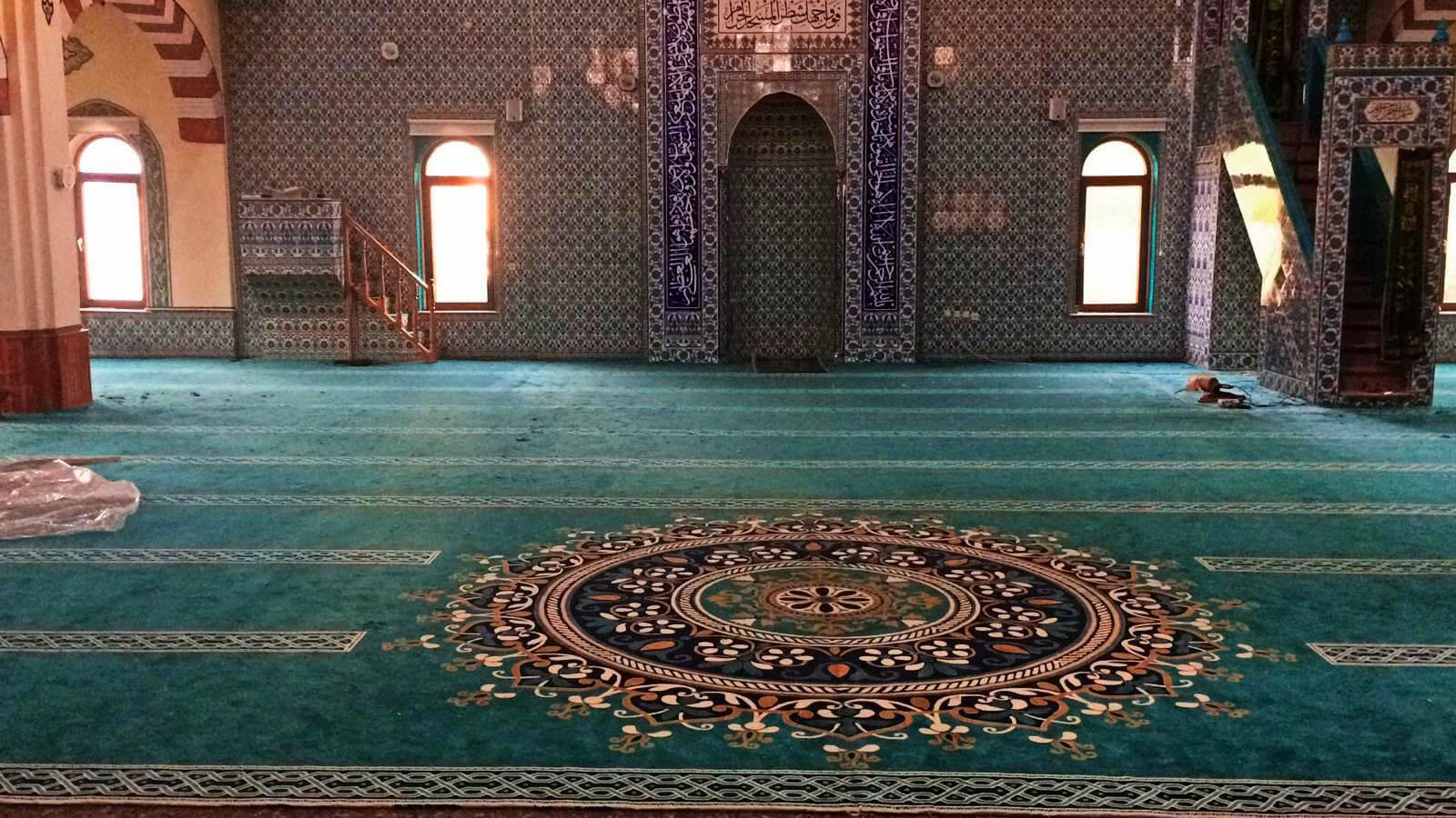 Soğuksu Osman Gazi Cami Halısı 5