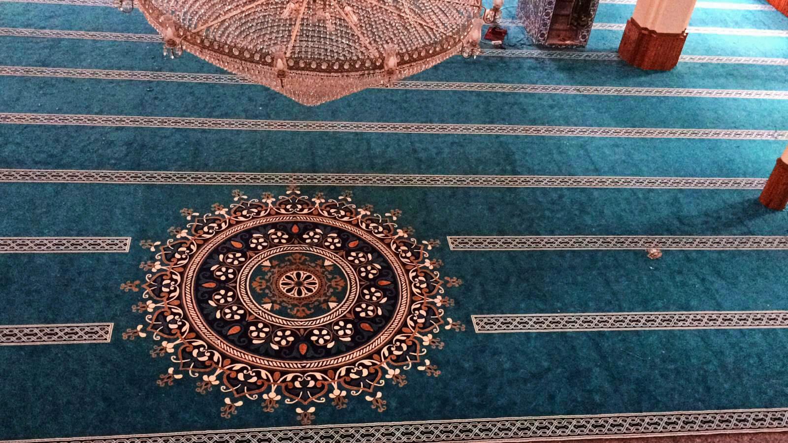 Soğuksu Osman Gazi Cami Halısı 6