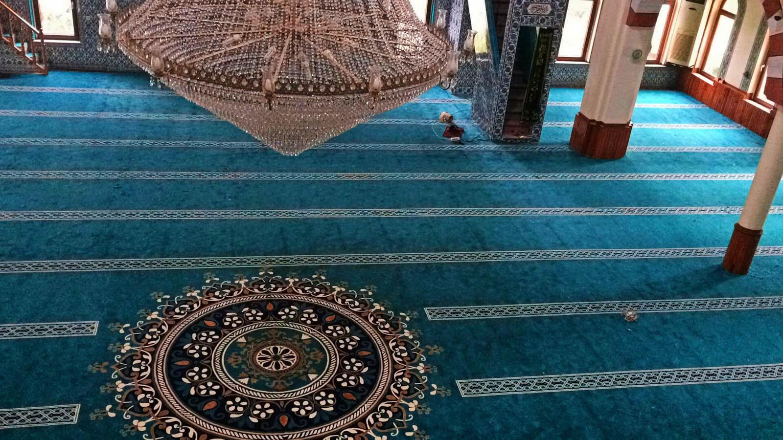 Soğuksu Osman Gazi Cami Halısı 7