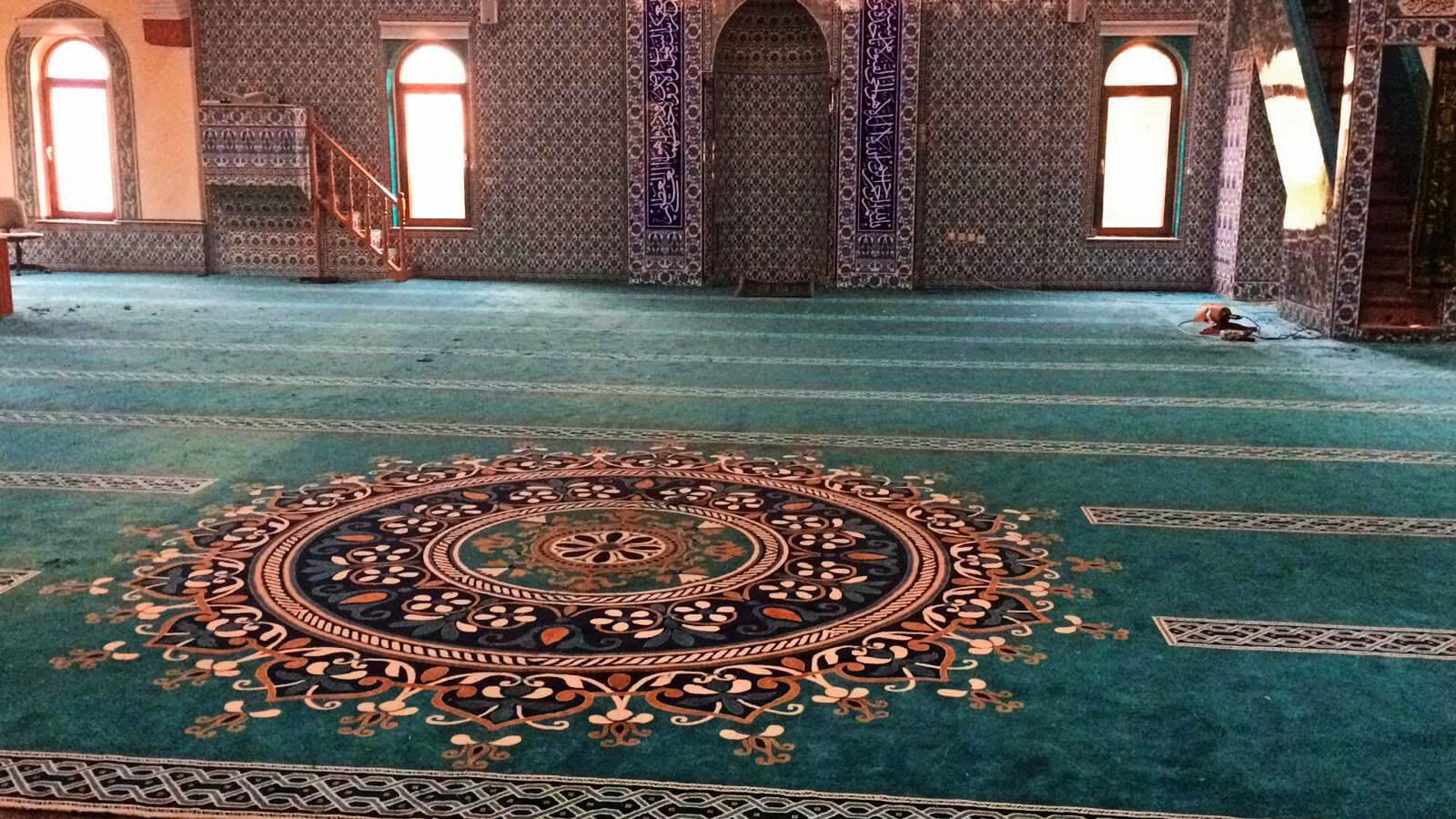 Soğuksu Osman Gazi Cami Halısı 8