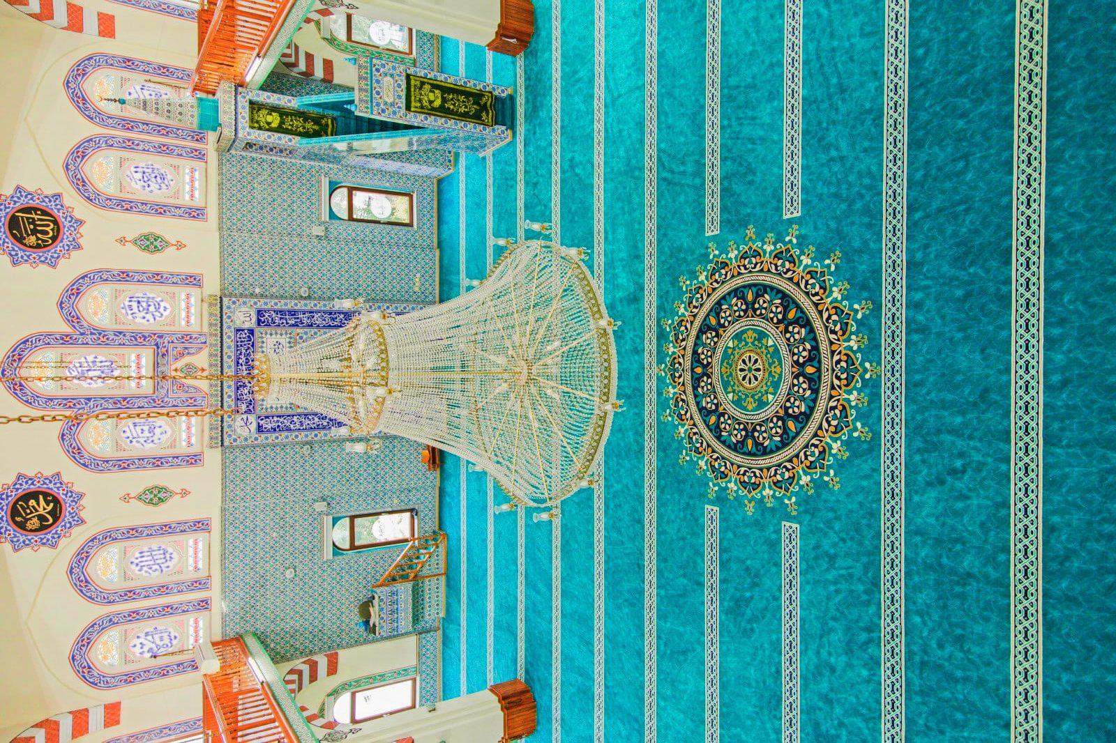 Soğuksu Osman Gazi Cami Halısı 9