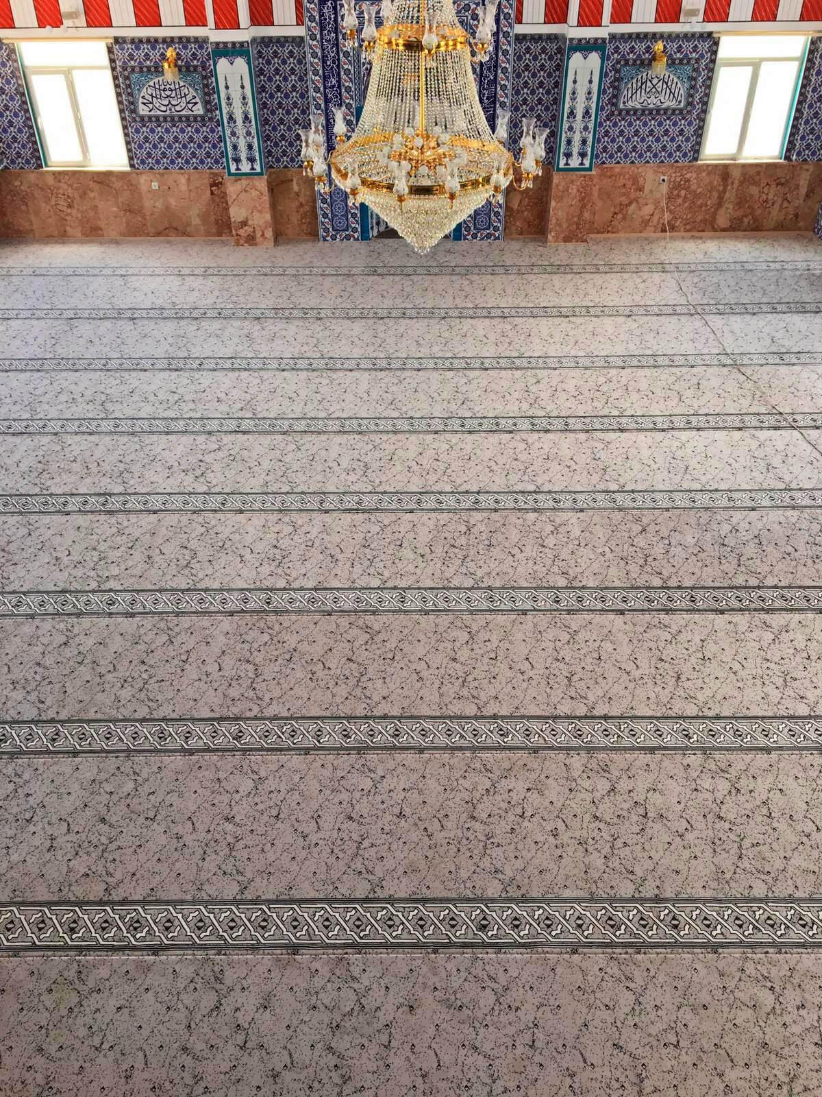 Varsak Yaylası Küba Camisi Halısı 1