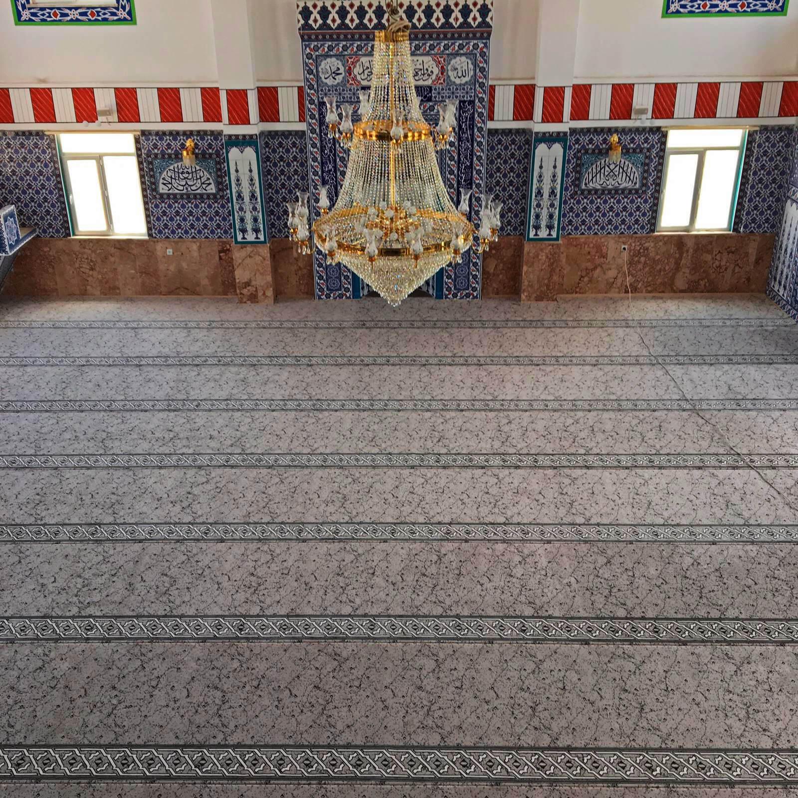 Varsak Yaylası Küba Camisi Halısı 2