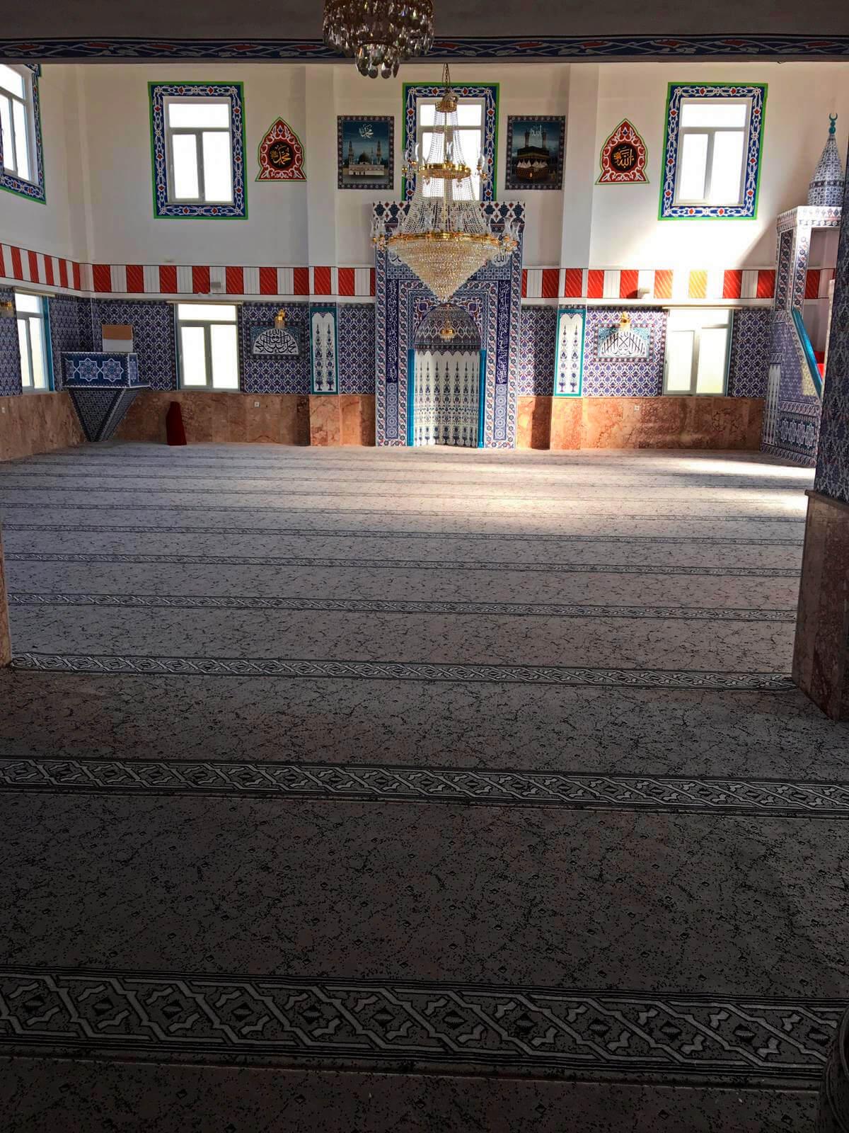 Varsak Yaylası Küba Camisi Halısı 3