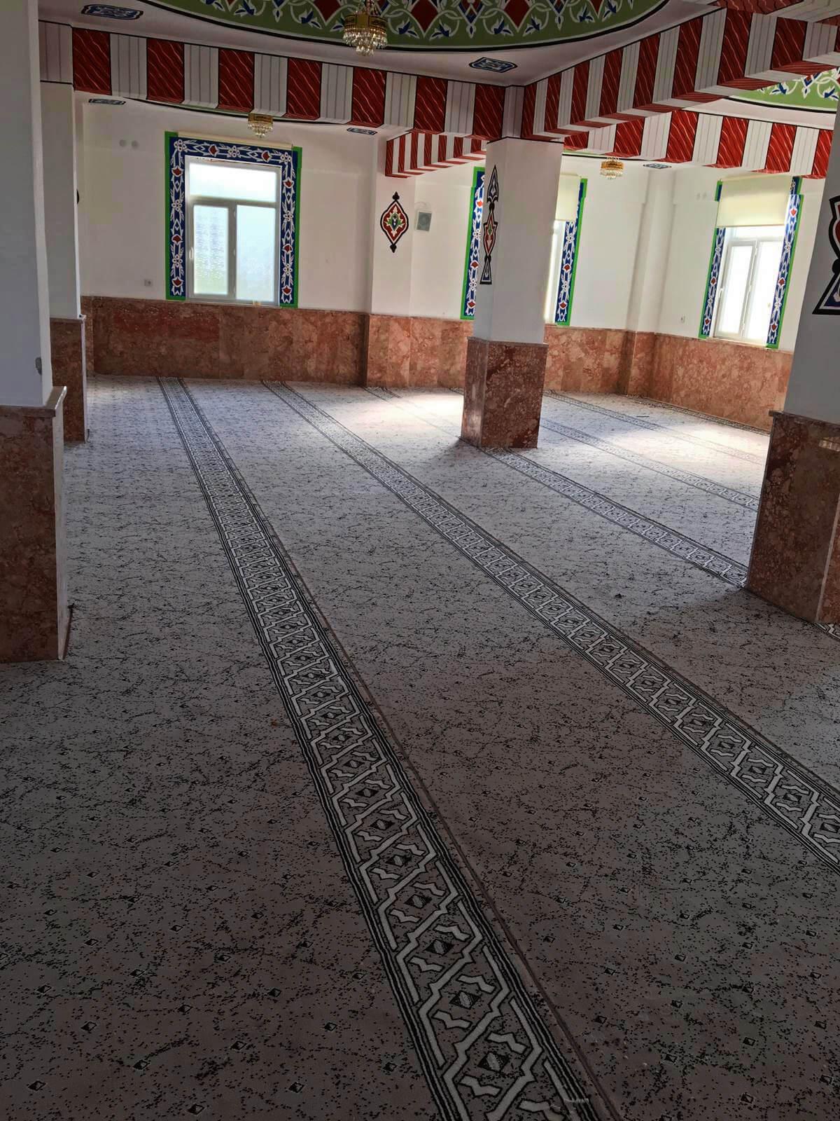 Varsak Yaylası Küba Camisi Halısı 5