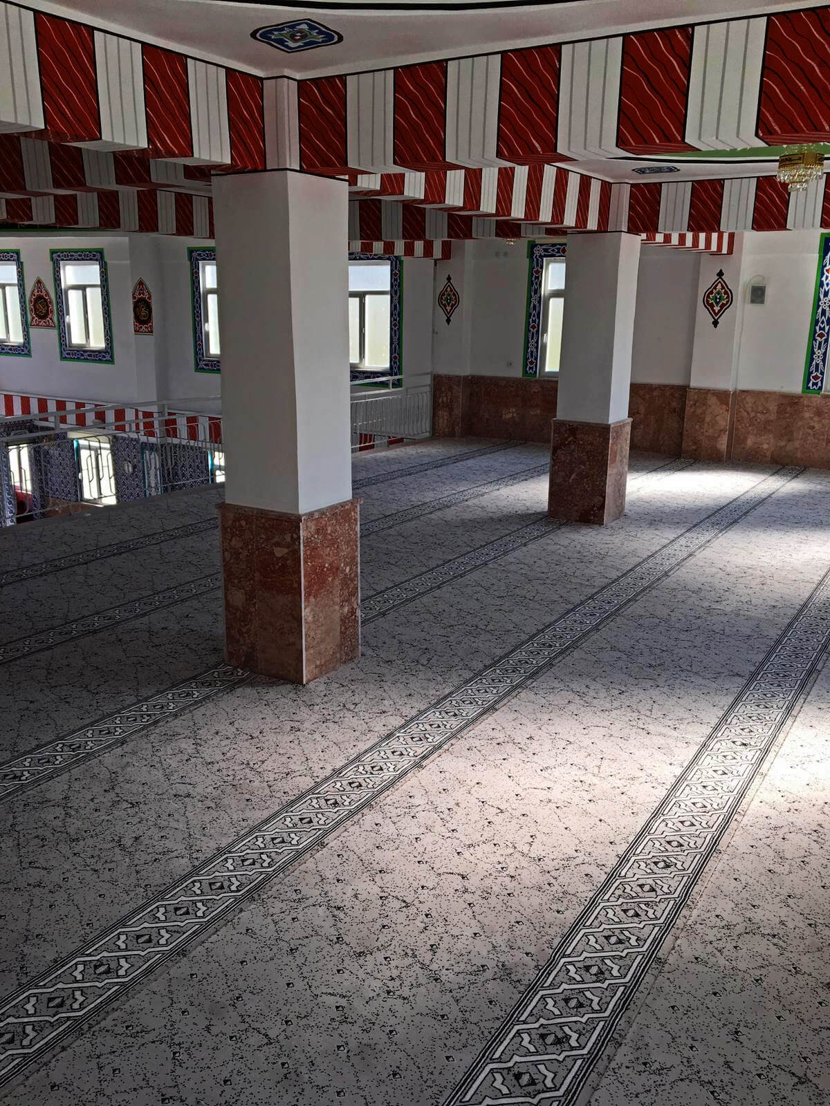 Varsak Yaylası Küba Camisi Halısı 6
