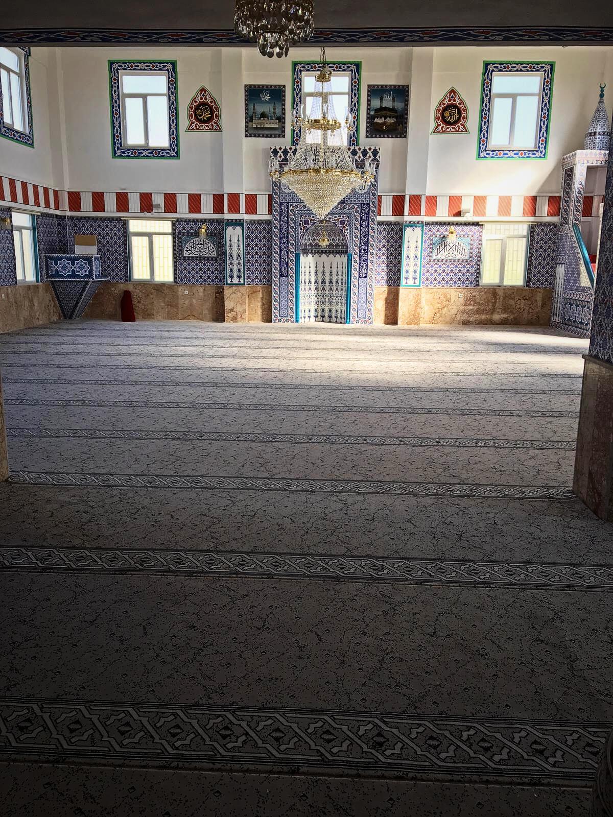 Varsak Yaylası Küba Camisi Halısı 7