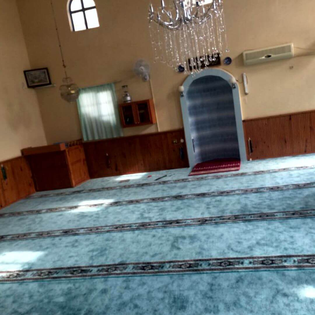 Habibler Hacı Durmaz Cami Halısı 1