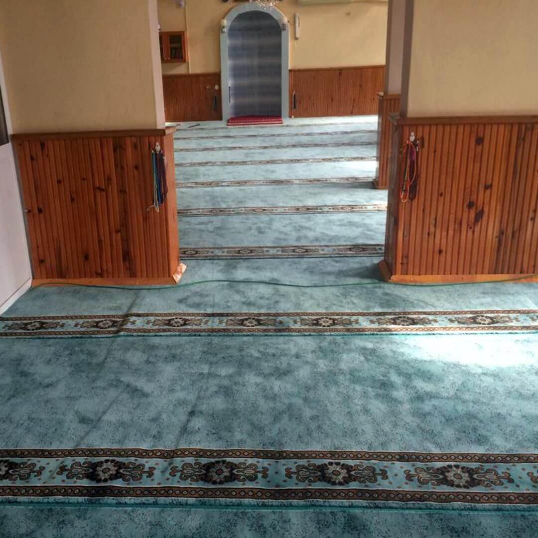 Habibler Hacı Durmaz Cami Halısı 3