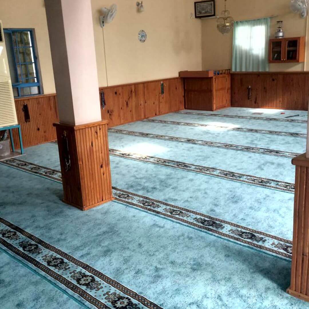 Habibler Hacı Durmaz Cami Halısı 4