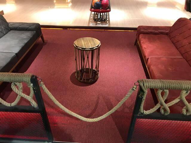 Oyun Salonu - Karo Halı